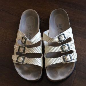 BETULA fussbelt sandals